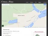 Google Map du Château