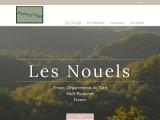 Site internet : Domaine les Nouels