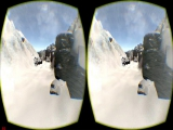Binocular vision Oculus Rift