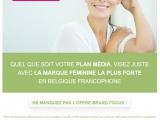 Site internet : Top Santé mailing