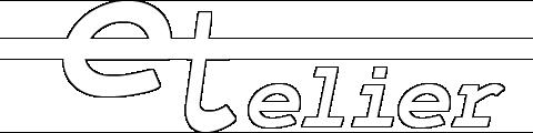 E-telier logo